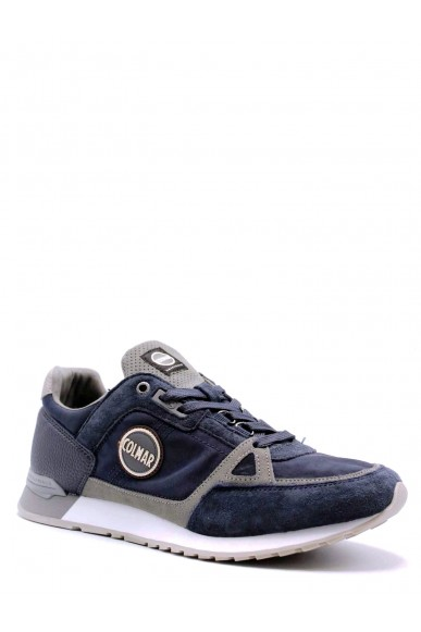 Colmar Sneakers F.gomma 40/45 Uomo Blu Fashion