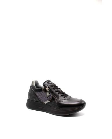Nero giardini Sneakers F.gomma Guanto nero i116902d Donna Nero Casual