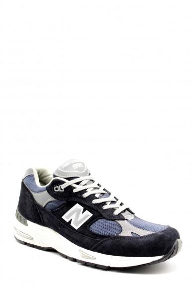 New balance Sneakers F.gomma Scarpa lifestyle Uomo Blu Streetwear