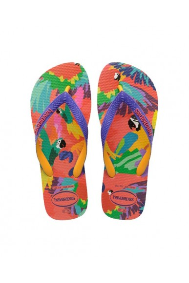 Havaianas Infradito   Hav. top fashion Donna Multicolor Fashion
