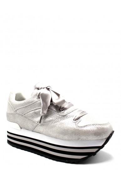 Ape pazza Sneakers F.gomma Rosalinda Donna Argento Fashion