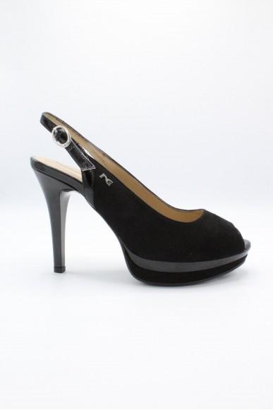 Nero giardini Chanel F.gomma Capra scam.nero naplak nero plato' Donna Nero Elegant