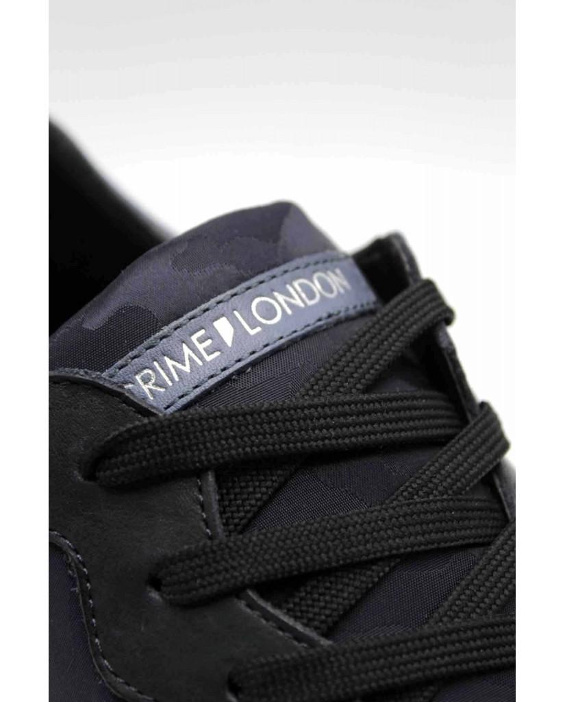 Crime london Sneakers F.gomma Uomo Blu Fashion