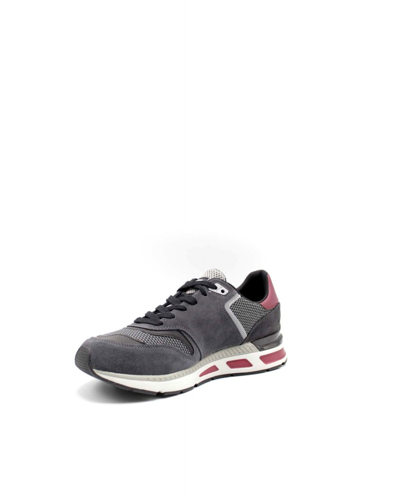 Blauer Sneakers F.gomma Hilo01 Uomo Grigio Fashion