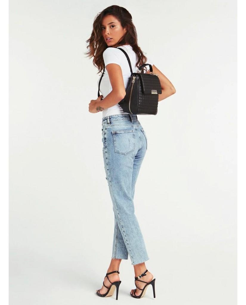Guess Borse   Matrix backpack Donna Nero Fashion