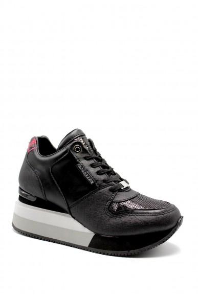Apepazza Sneakers F.gomma Heidi Donna Nero Fashion