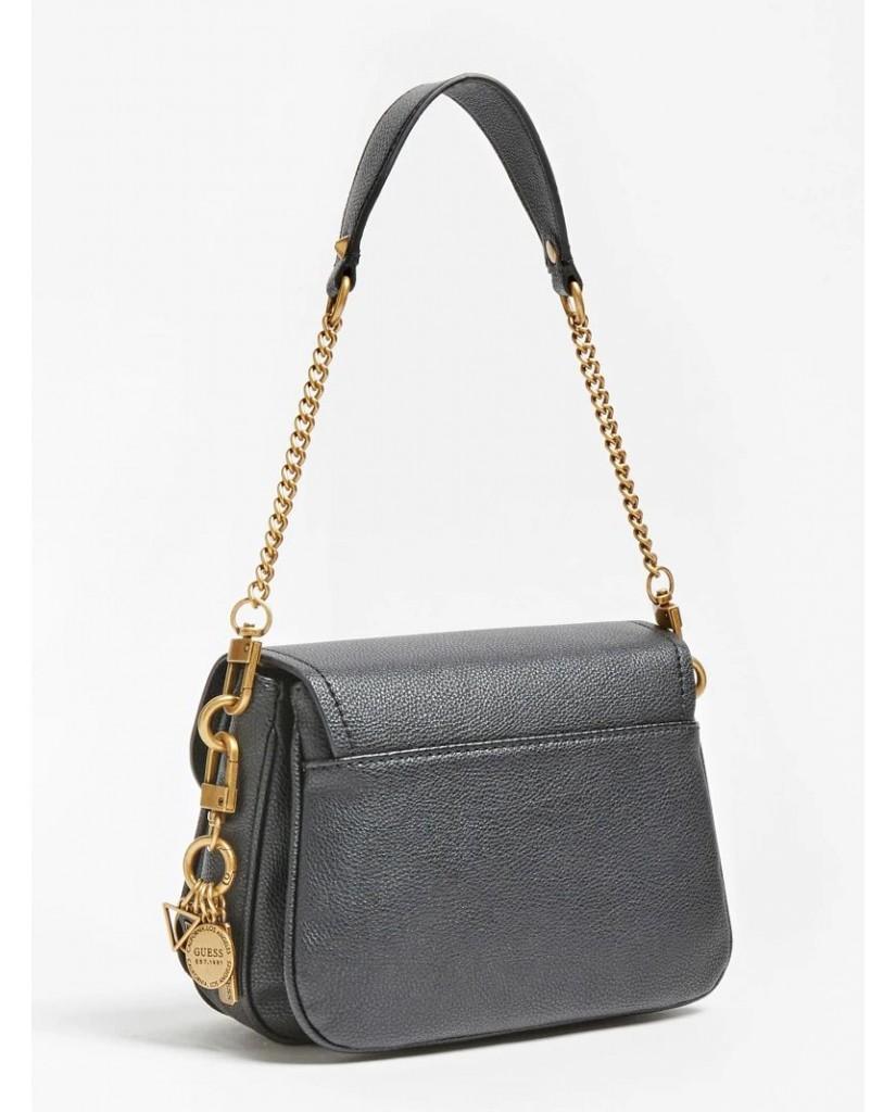 Guess Borse   Destiny shoulder bag Donna Nero Fashion