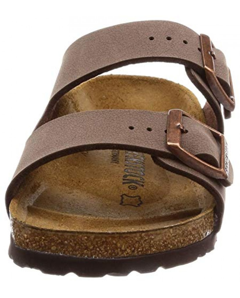 Birkenstock Sandali   Arizona Donna Marrone Casual