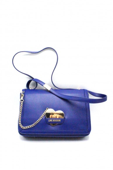Moschino Borse - Jc4073pp15 tracolla love Donna Blu Fashion
