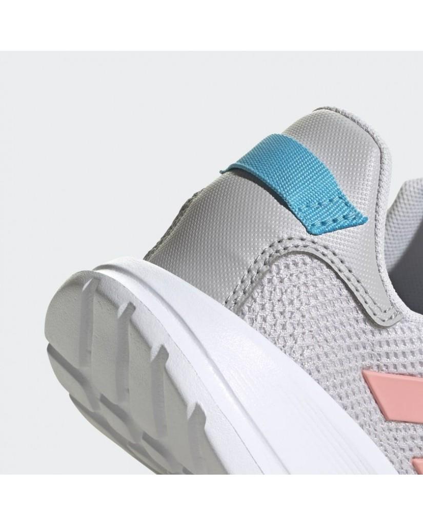Adidas Sneakers F.gomma Tensaur run c Bambino Grigio Fashion