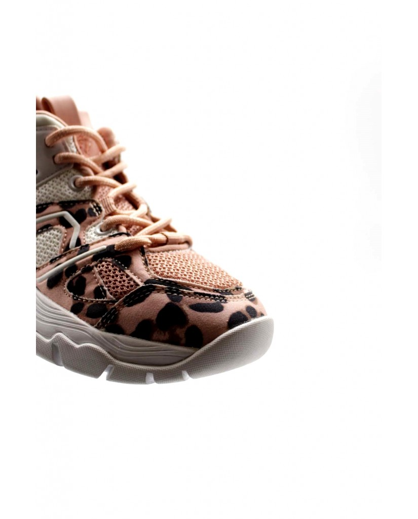 Guess Sneakers F.gomma Marlia/active lady/leather lik Donna Rosa Fashion