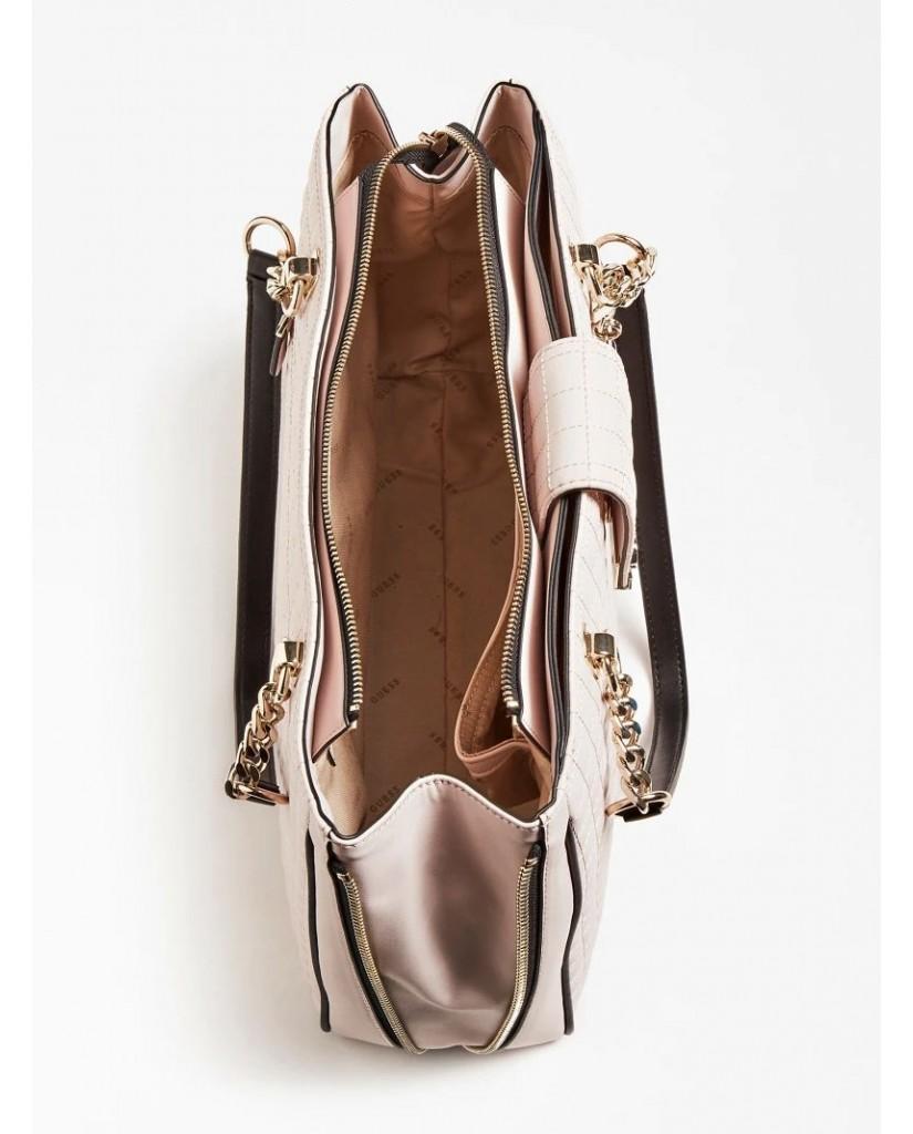 Guess Borse   Matrix elite carryall Donna Grigio Fashion