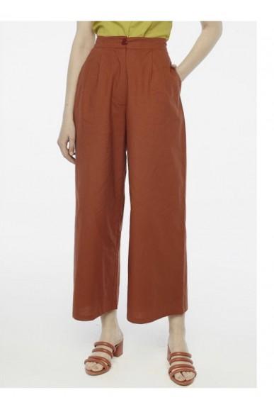 Compagnia fantastica Pantaloni   Sp20sam49 Donna Marrone Fashion