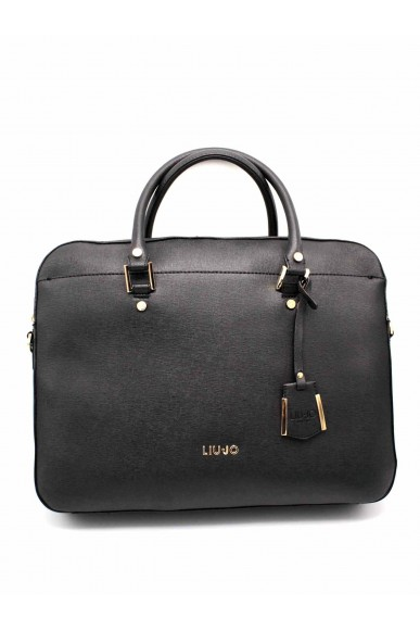 Liu.jo Borse   Briefcase Donna Nero Fashion