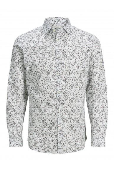Jackejones Camicie   Jprblablackpool shirt l/s s20 sts Uomo Fantasia Fashion