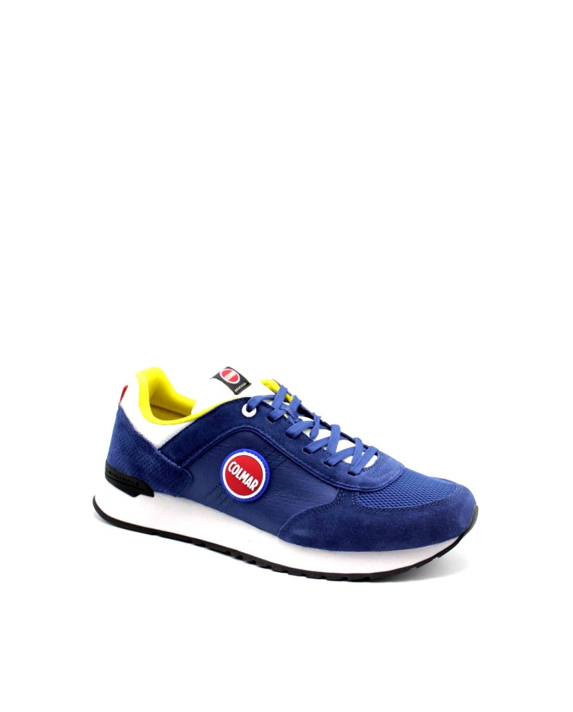 Colmar Sneakers F.gomma Travis bold Uomo Blu Fashion