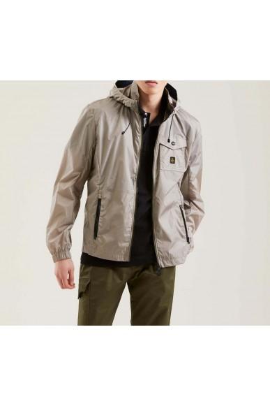 Refrigiwear Giacchetti   Wave jacket Uomo Beige Fashion