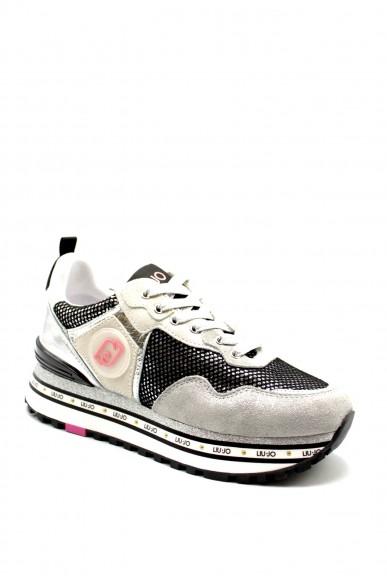 Liu.jo Sneakers F.gomma Liujo maxi wonder 1 - sneaker grey Donna Grigio Fashion