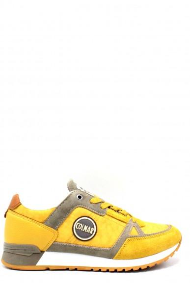 Colmar Sneakers F.gomma 39/46 Uomo Ocra Sportivo