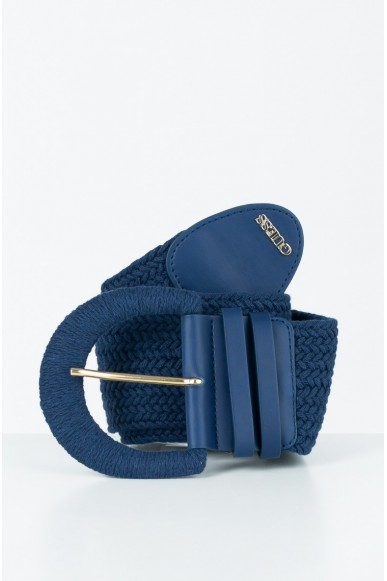 Guess Cinture   Cotton braid belt Donna Blu Fashion
