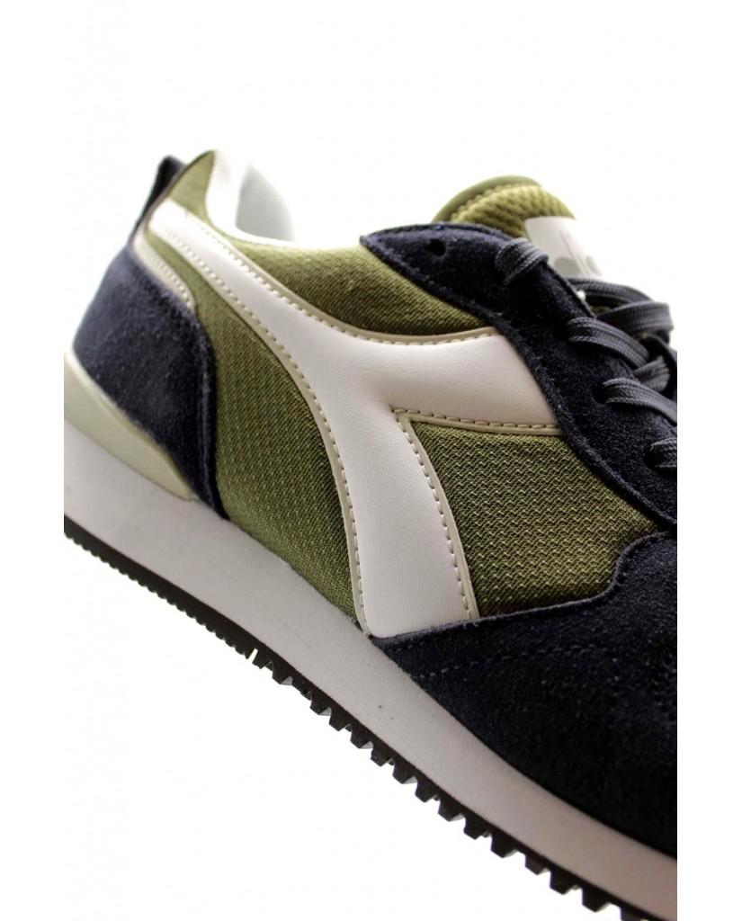 Diadora Sneakers F.gomma Olympia Uomo Verde Sportivo