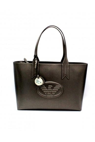 Emporio armani Borse - Shopping bag        dandelion Donna Acciaio Fashion