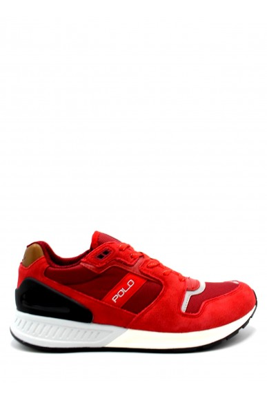 Ralph lauren Sneakers F.gomma 40/45 train 100 Uomo Rosso Fashion