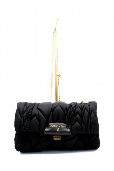 Patrizia pepe Borse - Tracolla Donna Nero Fashion