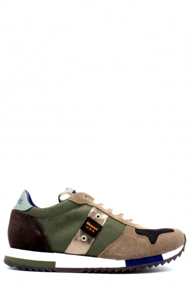 Blauer Sneakers F.gomma 40-45 Uomo Taupe Casual