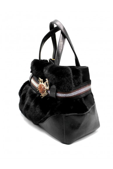 Kontessa Borse - Donna Nero Fashion