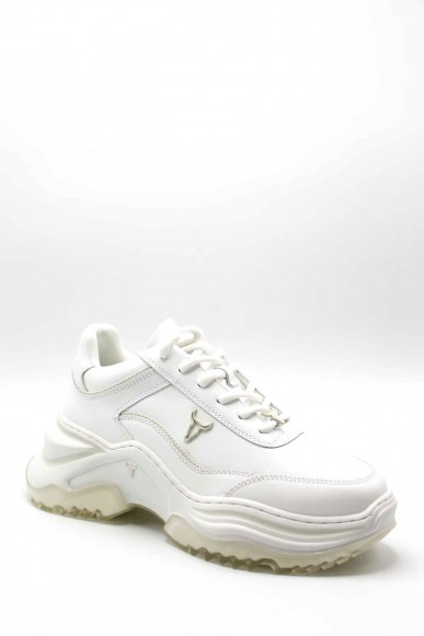Windsor smith Sneakers F.gomma 36-41 chaos Donna Bianco Casual