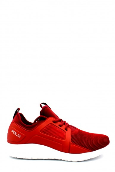 Ralph lauren Sneakers F.gomma 40/45 train 150 Uomo Rosso Fashion