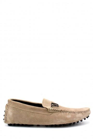 Versace jeans Mocassini F.gomma 40-45 Uomo Beige Casual