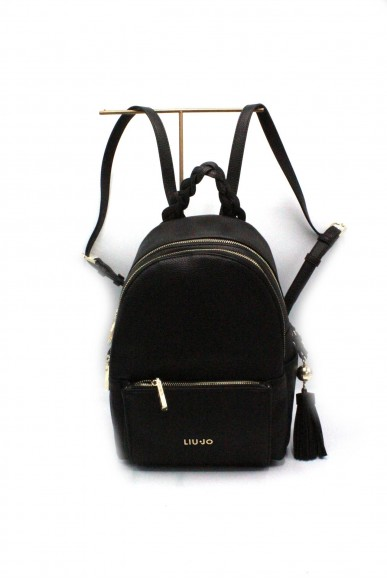 Liu.jo Backpacks - M backpack arizona Donna Nero Fashion