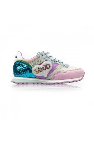 Liu.jo Sneakers F.gomma 26/36 me contro te Bambino Lilla Fashion