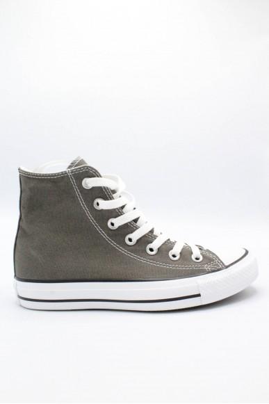 Converse Sneakers F.gomma 35/41 chuck taylors Donna Grigio Sportivo