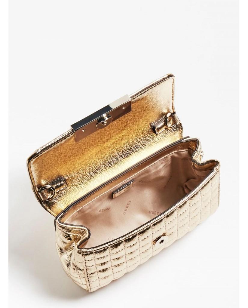 Guess Tracolle   Matrix cnvrtble xbody belt bag Donna Oro Fashion