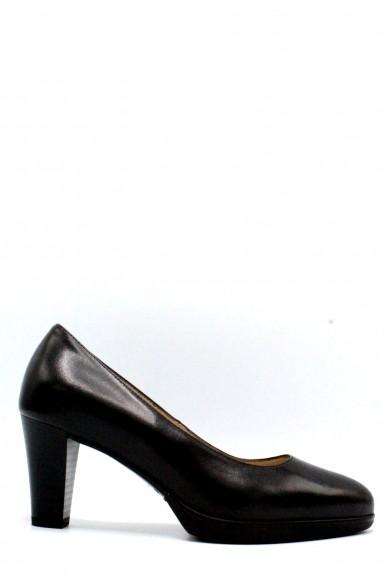Nero giardini Decollete F.gomma Nappa pandora nero gomma sille s913 Donna Nero Fashion