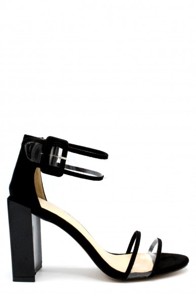 Public desire Sandali F.gomma 36/41 cannes Donna Nero Fashion