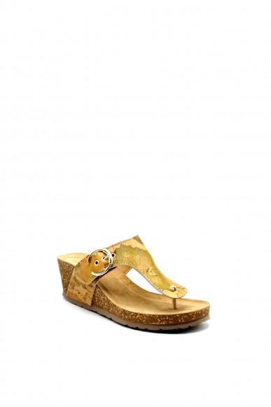 1^classe  Sandali   Ciabatta infradito h65 Donna Naturale Fashion
