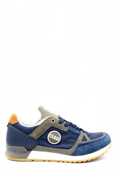 Colmar Sneakers F.gomma 39/46 Uomo Blu-grigio Sportivo