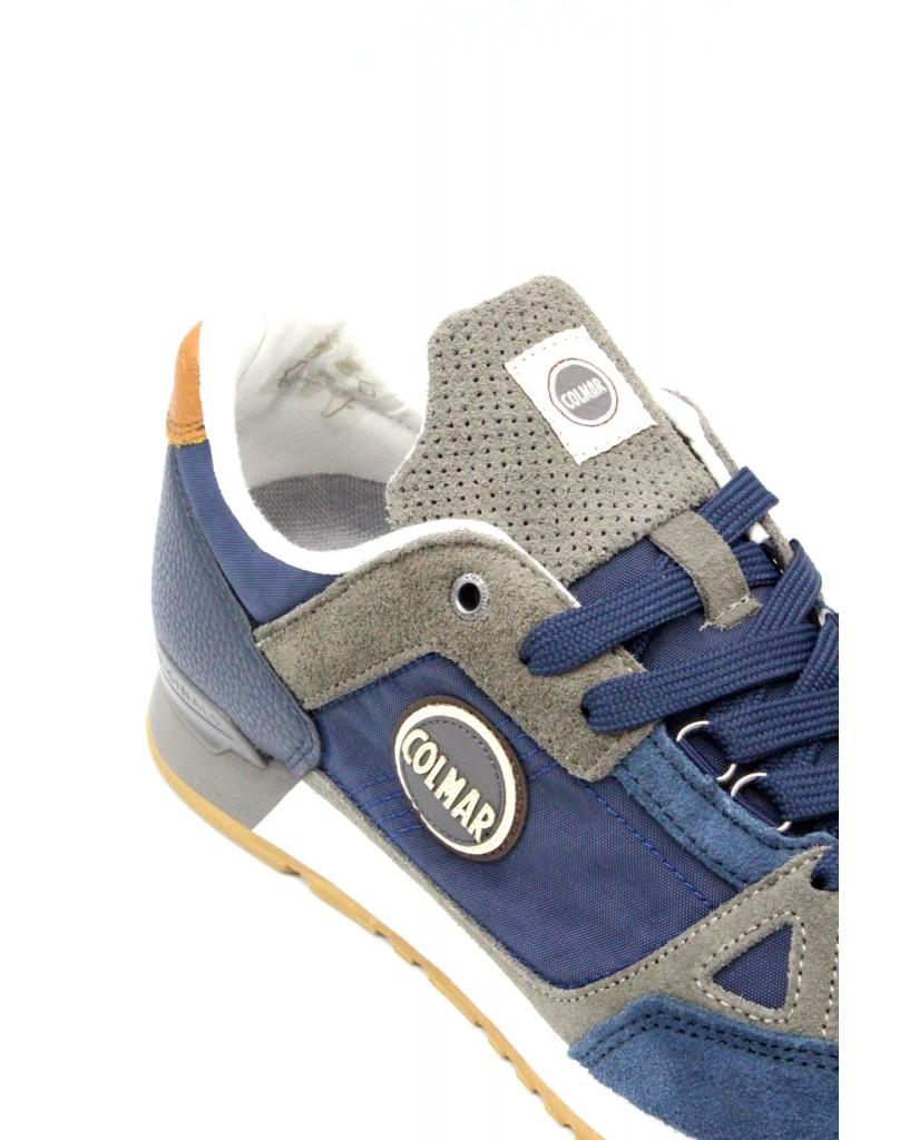 Colmar Sneakers F.gomma 39/46 travis supreme performance Uomo Blu-grigio Sportivo