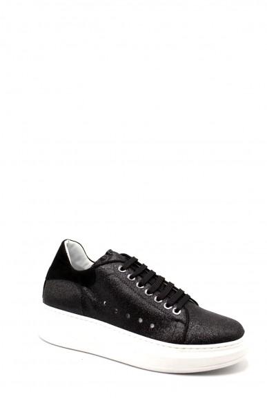 Brando Sneakers F.gomma 35/41 brd 22 Donna Nero Fashion