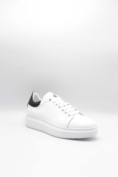 Exton Sneakers F.gomma Uomo Bianco Fashion
