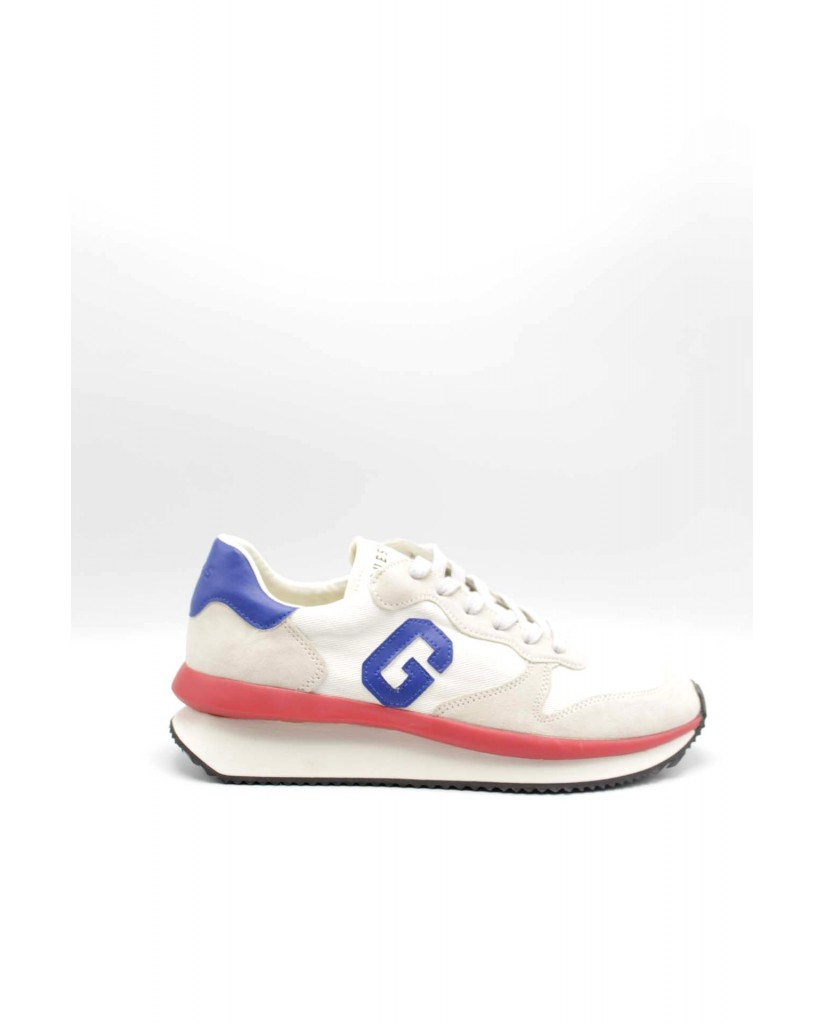 Guess Sneakers F.gomma Made Uomo Bianco Fashion