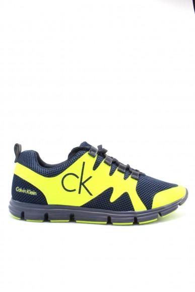 Calvin klein Sneakers F.gomma 39/46 murphy Uomo Navy yellow Fashion