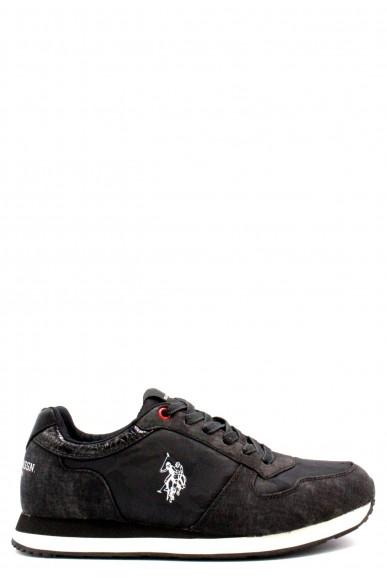 Us polo Sneakers F.gomma 40-45 rexon Uomo Nero Casual