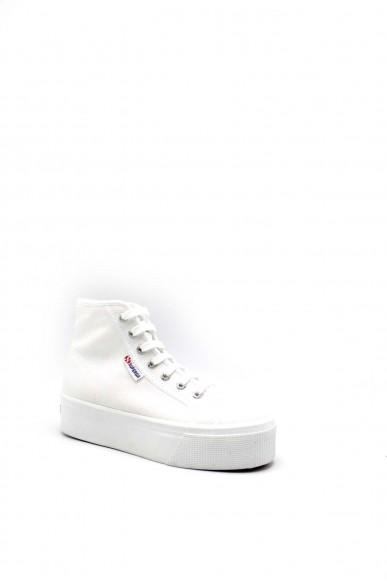 Superga Sneakers F.gomma 36/41 s3111mw Donna Bianco Sportivo