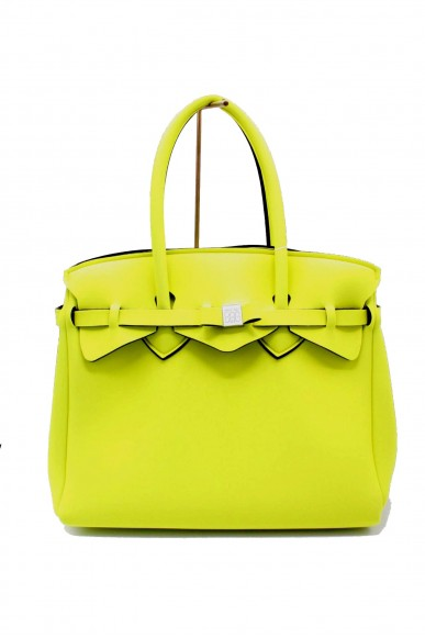 Save my bag Borse - Miss iconic bag ss18 Donna Giallo Fashion