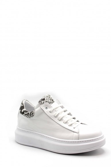 Nicole Sneakers 2547 Donna Bianco